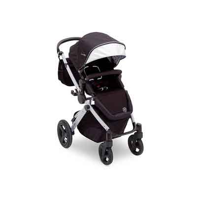J is for Jeep Brand Sport Utility All-Terrain Stroller