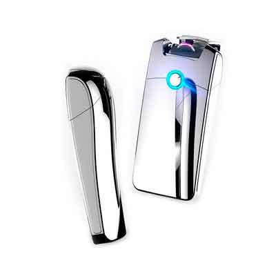 HaloVa Arc Lighter USB Rechargeable Lighter Electronic Coil Windproof Flameless