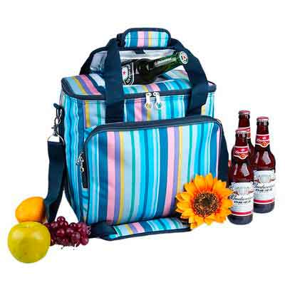 Yodo Collapsible Soft Cooler Bag 18L/22L/25L - Insulated up to 4 - 6 hours