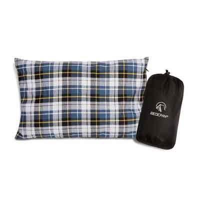 REDCAMP Outdoor Camp Camping Pillow Lightweight