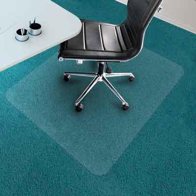 Office Marshal Chair Mat for Carpet Floors