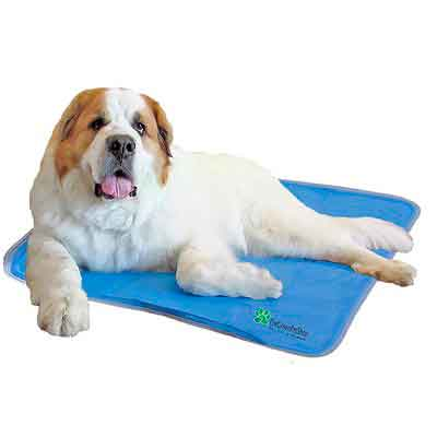 The Green Pet Shop Premium Cooling Pet Pad