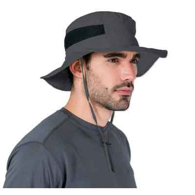 Outdoor Boonie Sun Hat - UPF 50 Protection for Men & Women. Wide Brim Summer Hat. Waterproof for Fishing