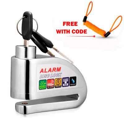 COOCHEER Alarm Disc Lock