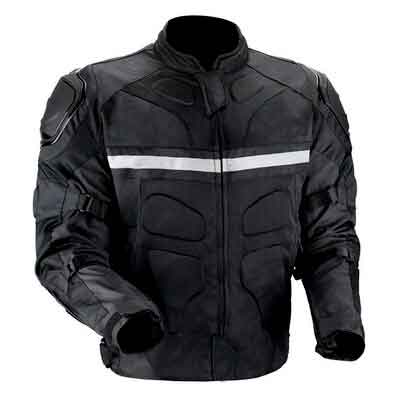 Viking Cycle Stealth Motorcycle Jacket for Men