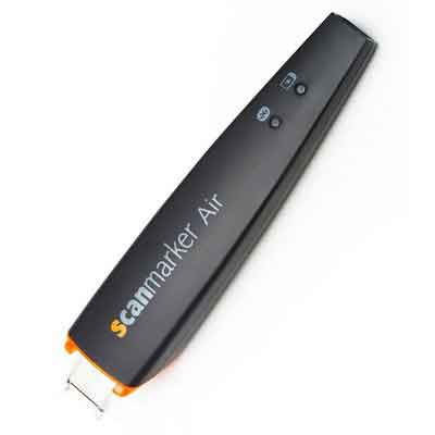 Scanmarker Air Pen Scanner - OCR Digital Highlighter and Reading Pen - Wireless