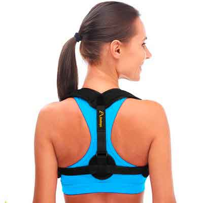 Back Posture Corrector for Women & Men  Effective and Comfortable Posture Brace for Slouching &...
