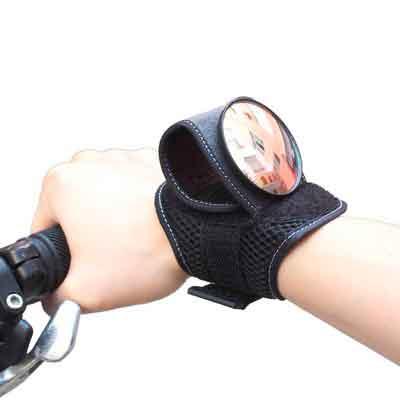 Wrist Wear Bike Mirror