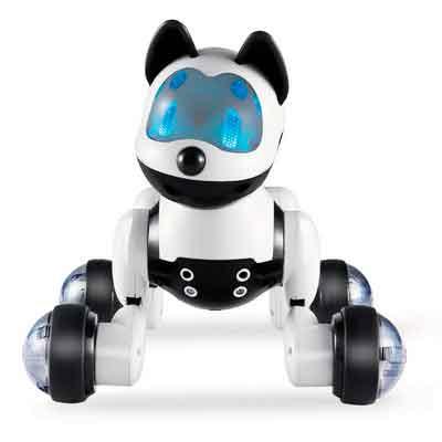 Hi-Tech Wireless Remote Control Robot Dog Smart Interactive Puppy Senses Gesture