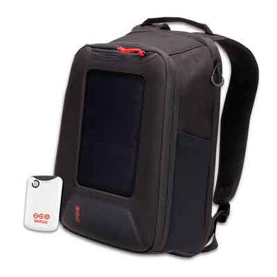 Voltaic Systems - Converter 5 Watt Solar Panel Backpack with Backup Battery Pack | Powers Phones