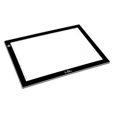 LitEnergy A4 Ultra-thin Portable LED Light Box tracer USB Power LED Artcraft Tracing Light Table for Artists