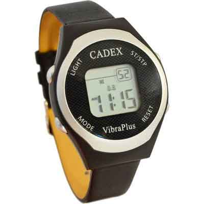 e-pill CADEX VibraPlus 8 Alarm Digital Vibrating Reminder Watch