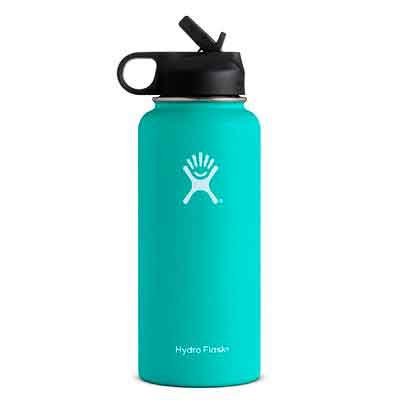Hydro Flask Double Wall Vacuum Insulated Stainless Steel Sports Water Bottle