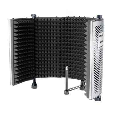 Neewer NW-5 Foldable Adjustable Portable Sound Absorbing Vocal Recording Panel