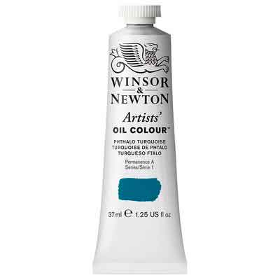Winsor & Newton Artists Oil Color Paint Tube