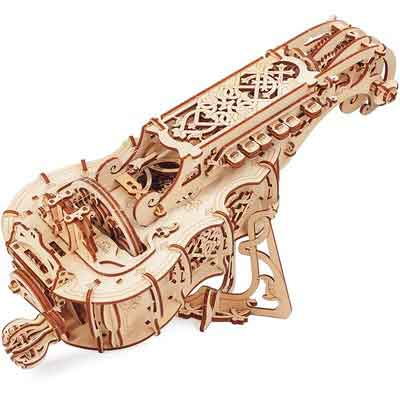 UGears Hurdy-Gurdy 3D Puzzle