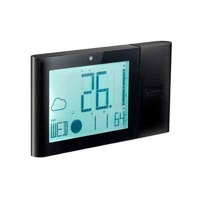 Oregon Scientific Weather Station with Indoor/Outdoor Temp and Humidity Atomic Clock BAR268GH