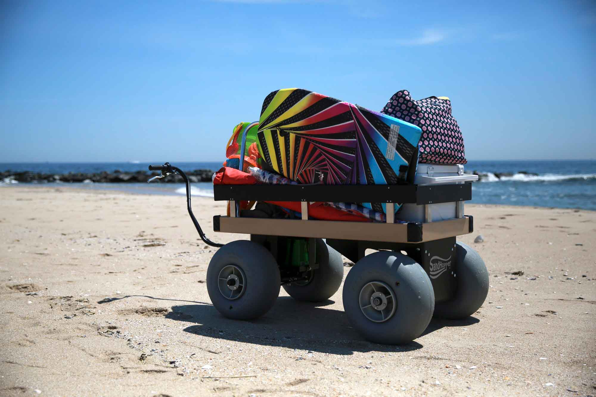 Top 9 Beach Carts of 2018 | Video Review |Big Wheels Beach Buggy