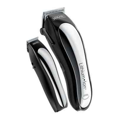 Wahl Clipper Lithium Ion Cordless Rechargeable Hair Clippers and Trimmers for men