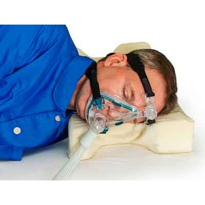 CPAP Pillow for Stomach