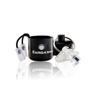Eargasm Activewear Series Earplugs for Concerts Musicians Motorcycles and More!