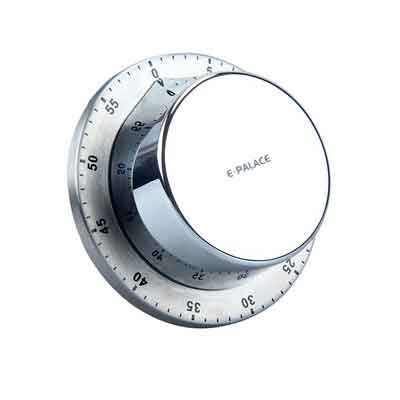 Kitchen Timer 60 Minute Timing Loud Alarm Magnetic Countdown Timer