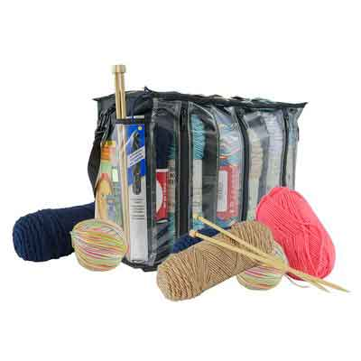 Houseables Knitting Bag