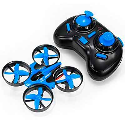 REALACC H36 Mini Quadcopter Drone 2.4G 4CH 6 Axis Headless Mode Remote Control UFO Nano...