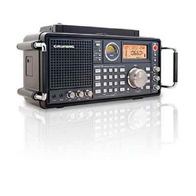 Eton Grundig Satellit 750 Ultimate AM / FM / Aircraft / SSB / Shortwave Radio
