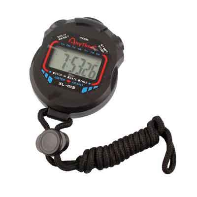 Onwon Waterproof Multi-function Electronic Sports Stopwatch Timer Water Resistant