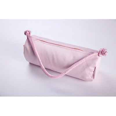 Cozy Silk Camel Silk Throw Children Blanket / portable travel mini & standard blanket filling with 100% natural mulberry silk - Pink mini