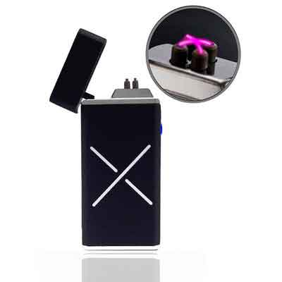 Electric Lighter by Cross Lighters - Plasma USB Lighter - Rechargeable & Wind-Proof